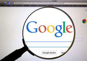 """Abb. 3: Google – """"mein Freund und Helfer"""""""
