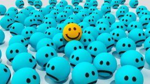 Abb. 2: Lachen als Gefühlsausdruck des Glücks